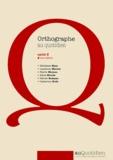 Ghislaine Haas - Orthographe au quotidien cycle 3. 1 Cédérom
