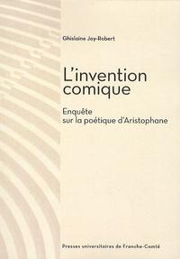 Linvention comique - Enquête sur la poétique dAristophane.pdf