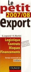 Ghislaine Legrand et Hubert Martini - Le petit export.