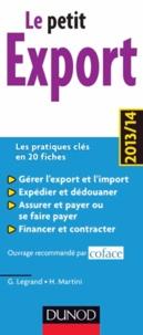 Le petit Export - Ghislaine Legrand |