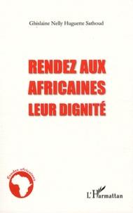 Blackclover.fr Rendez aux Africaines leur dignité Image
