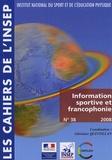 Ghislaine Quintillan - Information sportive et francophonie.