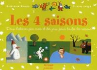 Les 4 saisons - Deux histoires par mois et des jeux pour toutes les saisons.pdf