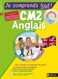 Ghislaine Santoro - Anglais CM2. 1 CD audio