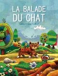 Ghislaine Trouilloud et Ludivine Trouilloud - La balade du chat.