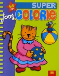 Gi.ma.g éditions - Joue colorie chat.