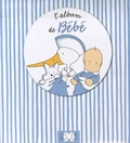 Gi.ma.g éditions - L'album de bébé bleu.