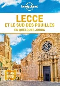 Giacomo Bassi - Lecce et le sud des Pouilles en quelques jours. 1 Plan détachable