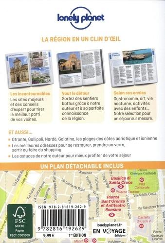 Lecce et le sud des Pouilles en quelques jours  avec 1 Plan détachable