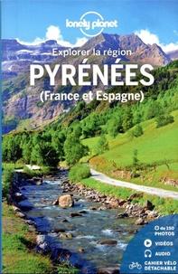 Giacomo Bassi et Olivier Cirendini - Les Pyrénées (France et Espagne). 1 Plan détachable