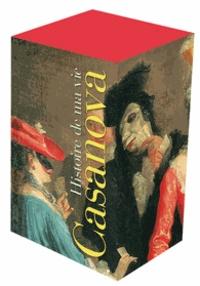Giacomo Casanova - Histoire de ma vie - Coffret en 3 volumes : Tomes 1 à 3.