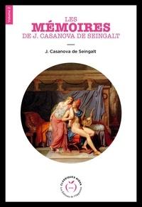 Giacomo Casanova - Mémoires de J. Casanova de Seingalt, écrits par lui-même - Volume 2.