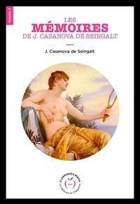 Giacomo Casanova - Mémoires de J. Casanova de Seingalt, écrits par lui-même - Volume 3.