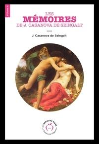 Giacomo Casanova - Mémoires de J. Casanova de Seingalt, écrits par lui-même - Volume 4.