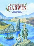 Giacomo Scarpelli et Maurizio Quarello - Le voyage de Darwin.