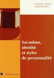 Giampiero Arciero et Guido Bondolfi - Soi-même, identité et styles de personnalité.