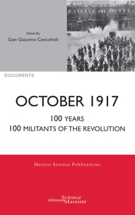 Histoiresdenlire.be October 1917 - 100 years - 100 militants of the revolution Image