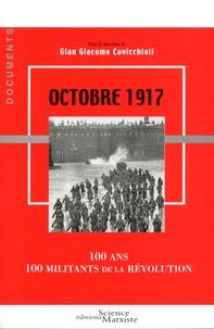 Histoiresdenlire.be Octobre 1917 - 100 ans - 100 militants de la révolution Image