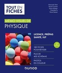 Giancarlo Faini et Hervé Courtois - Mémo visuel de physique - 2e éd. - L'essentiel en fiches.