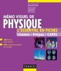 Giancarlo Faini et Hervé Courtois - Mémo visuel de physique.