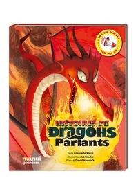 Giancarlo Macrì et  Là Studio - Histoires de dragons parlants.