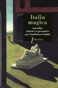 Gianfranco Contini et Alberto Moravia - Italia magica.