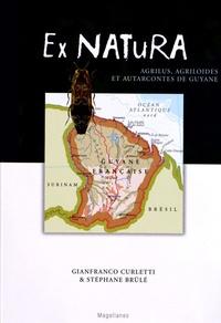 Gianfranco Curletti et Stéphane Brûlé - Agrilus, Agriloides et Autarcontes de Guyane.
