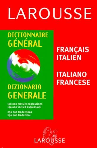 Dictionnaire General Francais Italien Et Italien Francais