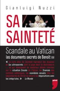 Gianluigi Nuzzi - Sa Sainteté.