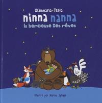 Gianmaria Testa et Marina Jolivet - Ninna Nanna, la berceuse des rêves. 1 CD audio