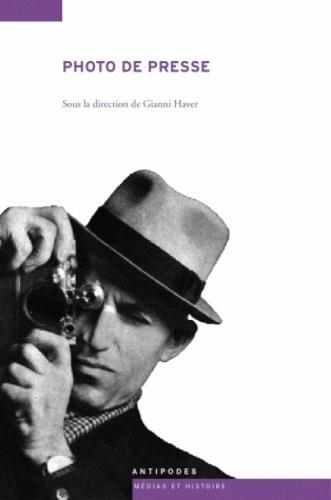 Gianni Haver - Photo de presse - Usages et pratiques.