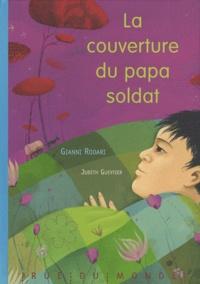 Gianni Rodari - La couverture du papa soldat.