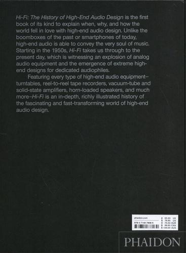 Hi-Fi. The History of High-End Audio Design