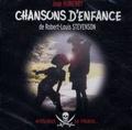 Jean Humenry - Chansons d'enfance de Robert-Louis Stevenson - CD audio.