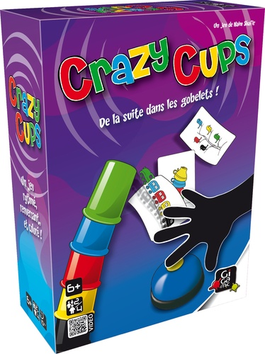 GIGAMIC - Crazy Cups