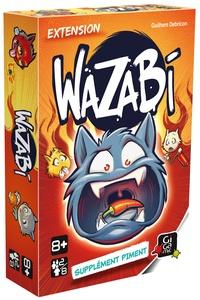 GIGAMIC - Extension Jeu Wazabi - Supplément Piment