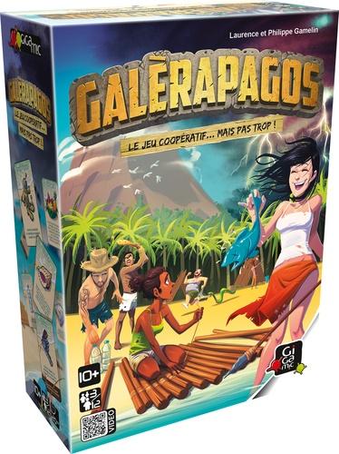 Jeu Galerapagos