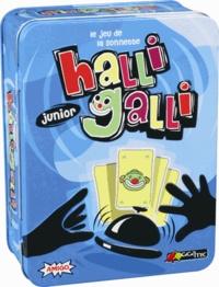 GIGAMIC - Jeu Halli Galli Junior - boîte métal