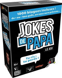 GIGAMIC - Jeu Jokes de Papa