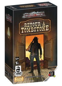 GIGAMIC - Retour à Tombstone - Extension jeu Mystery House 3