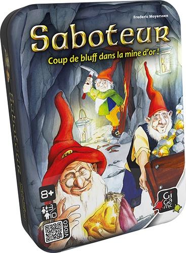 Saboteur  -  Nouveau format