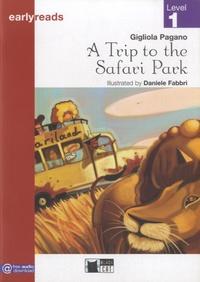 Gigliola Pagano - A Trip to the Safari Park - Level 1.