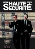 Gihef et Joël Callède - Haute sécurité  : Les gardiens du temple - Tome 2.