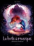 Gijé et  Carbone - La boîte à musique Tome 1 : Bienvenue à Pandorient.