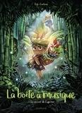 Gijé et  Carbone - La boîte à musique - tome 2 - Le secret de Cyprien.