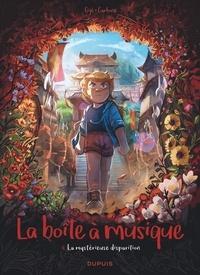 Gijé et  Carbone - La boîte à musique Tome 4 : La mystérieuse disparition.