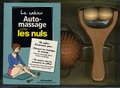 Gil Amsallem - Le coffret auto-massage pour les nuls - Avec un cahier Automassage pour les nuls, une balle à picots et un rouleau à billes.