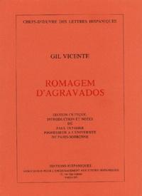 Gil Vicente - Romagem d'agravados.