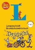 Gila Hoppenstedt et Karen Richardson - Langenscheidt Grundschulwörterbuch Deutsch - Mit Spielen für den Ting-Stift.