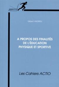Deedr.fr A propos des finalités de l'éducation physique et sportive Image